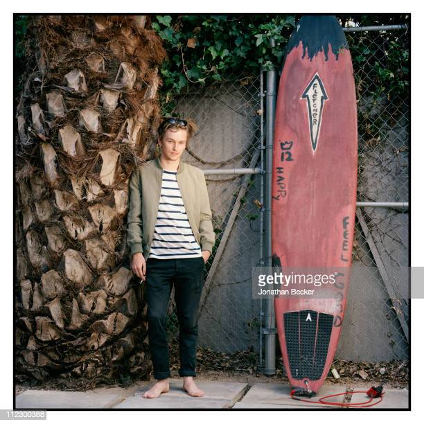Actor Henry Lee Hopper is photographed for Vanity Fair Magazine on April 23 2010 in Venice California