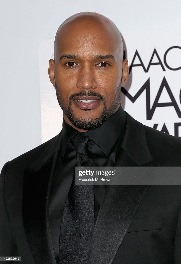 Actor Henry Simmons attends the 46th NAACP Image Awards presented by TV One at Pasadena Civic Auditorium on February 6, 2015 in Pasadena, California.