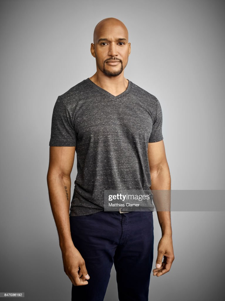 Actor Henry Simmons from 'Marvel's Agents of S.H.I.E.L.D.' is photographed for Entertainment Weekly Magazine on July 23, 2016 at Comic Con in the Hard Rock Hotel in San Diego, California.