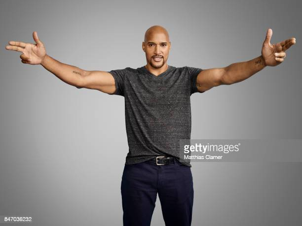 Henry Simmons Photos Et Images De Collection