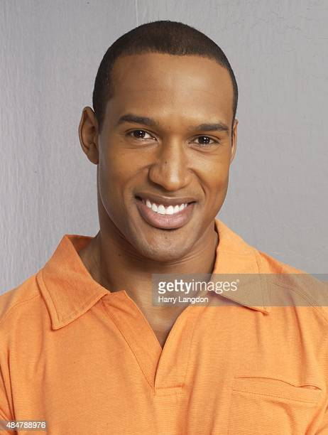 Actor Henry Simmons poses for a portrait in 2004 in Los Angeles California