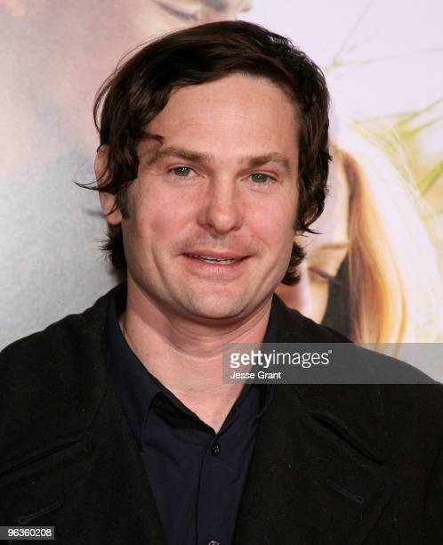 Actor Henry Thomas arrives at the 'Dear John' World Premiere held at Grauman's Chinese Theatre on February 1 2010 in Hollywood California