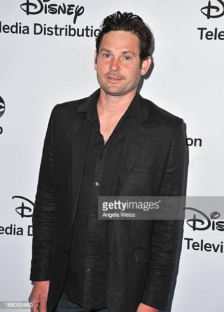 Actor Henry Thomas arrives at the Disney Media Networks International Upfronts at Walt Disney Studios on May 19 2013 in Burbank California
