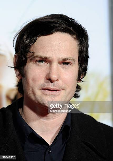 Actor Henry Thomas arrives at the premiere of Screen Gems' Dear John at the Grauman's Chinese Theatre on February 1 2010 in Hollywood California
