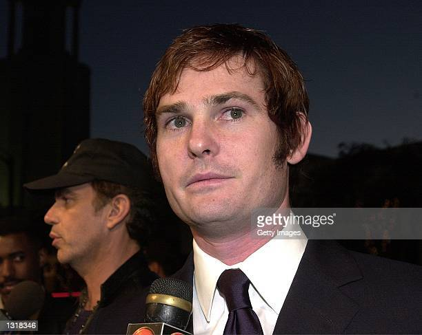 Actor Henry Thomas arrives at the premiere of the film All the Pretty Horses December 17 2000 in Los Angeles
