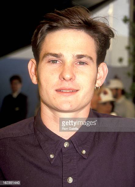 Actor Henry Thomas attends the Grand Opening of the New Universal Studios Theme Park Ride ET Adventure on June 1 1991 at Universal Studios in...