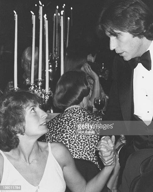 Actor Henry Winkler and actress Penny Marshall attending 'Television and Radio Broadcasting Awards' on March 2 1977 at the Century Plaza Hotel in...