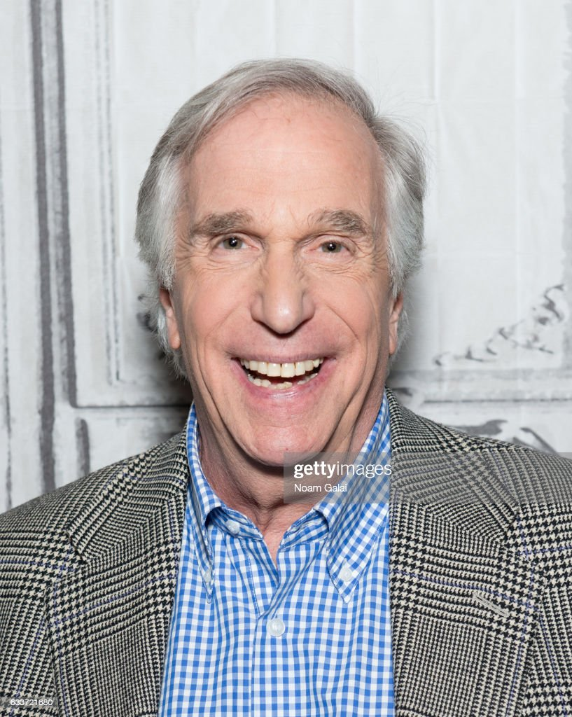 "Build Series Presents Henry Winkler Discussing ""Here's Hank"""