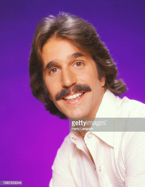 LOS ANGELES 1982 actor Henry Winkler poses for a portrait in Los Angeles California