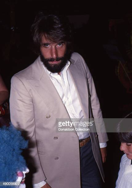 Actor Henry Winkley from the TV show Happy Days attends an event with his wife Lorrie Mahaffey in circa 1980 in Los Angeles California