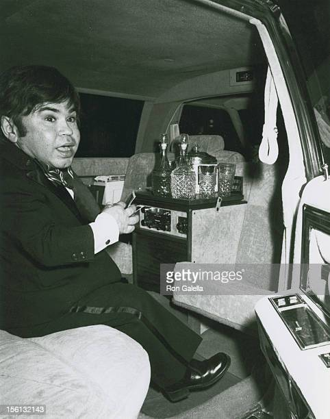 Actor Herve Villechaize attending Sixth Annual People's Choice Awards on January 24 1980 at the Hollywood Palladium in Hollywood California