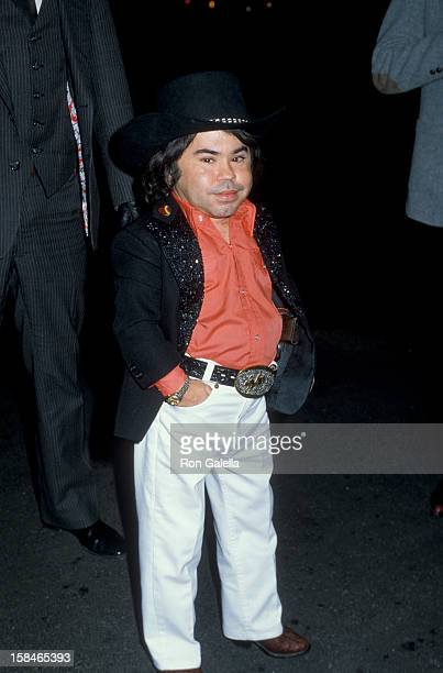 Actor Herve Villechaize attending The Image Awards on December 4 1983 at the Hollywood Palladium in Hollywood California