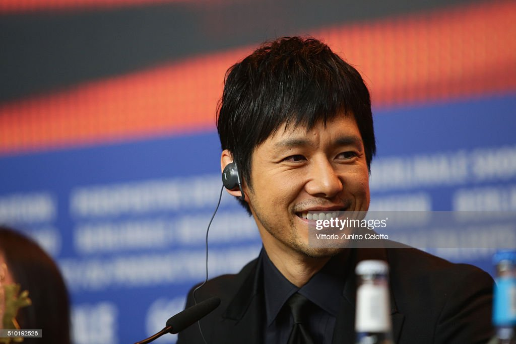 'While the Women Are Sleeping' Press Conference - 66th Berlinale International Film Festival : News Photo