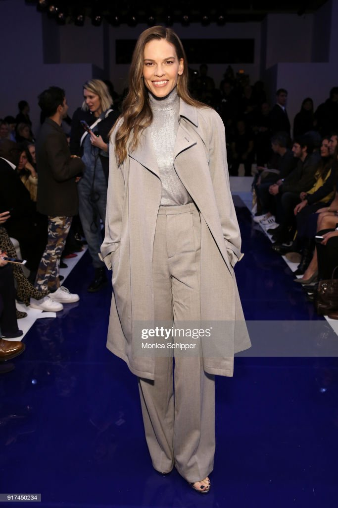 Ralph Lauren - Front Row - February 2018 - New York Fashion Week