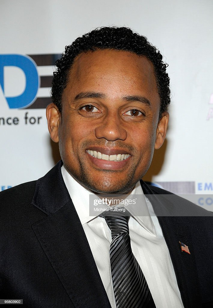 Actor Hill Harper arrives at the 2010 Minority Broadband Empowerment Summit, held at the University of Southern California on January 15, 2010 in Los Angeles, California.