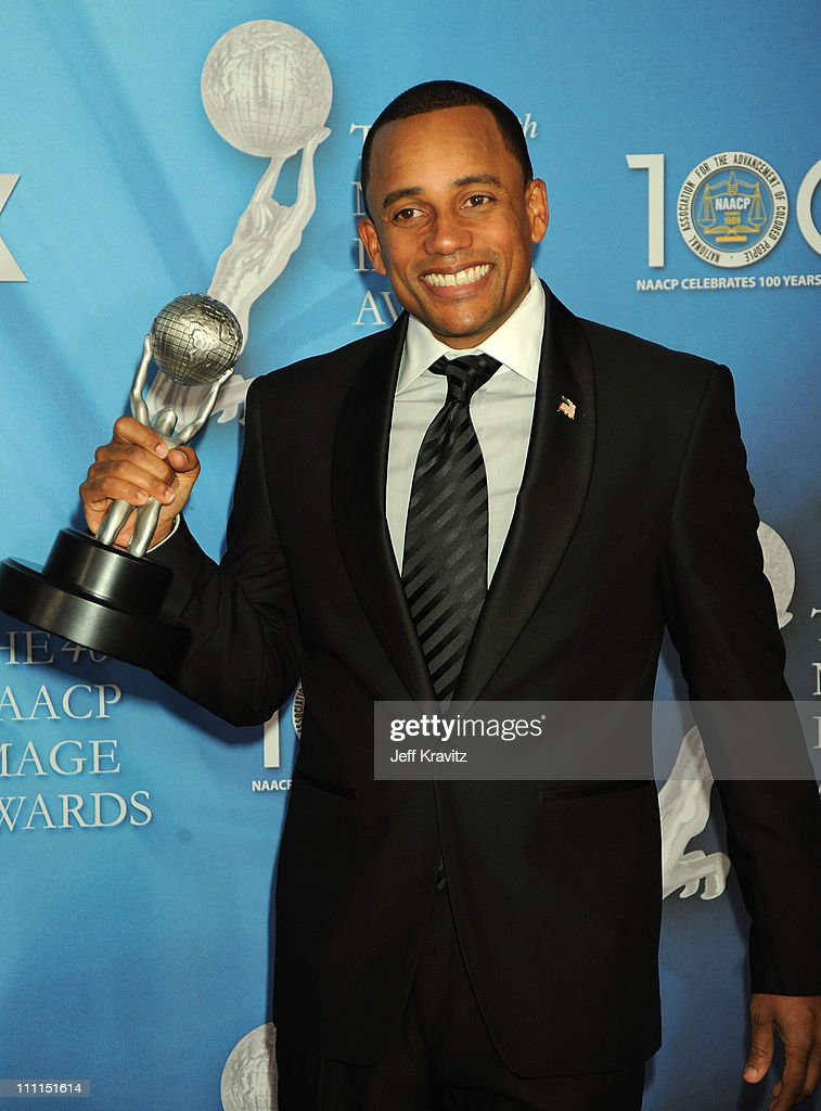 Actor Hill Harper arrives at the 40th NAACP Image Awards held at the Shrine Auditorium on February 12, 2009 in Los Angeles, California.