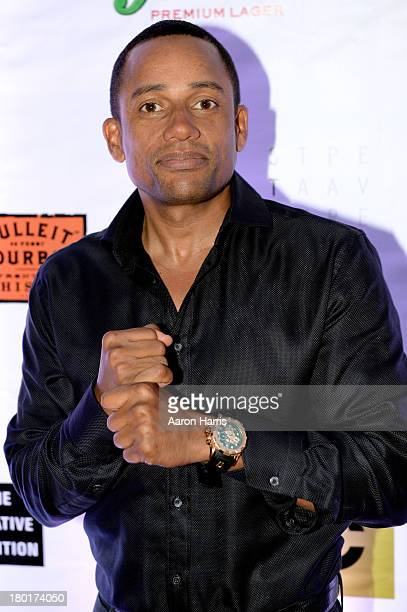 Actor Hill Harper attends the Creative Coalition VIP Dinner during the 2013 Toronto International Film Festival held at Storys Building on September...