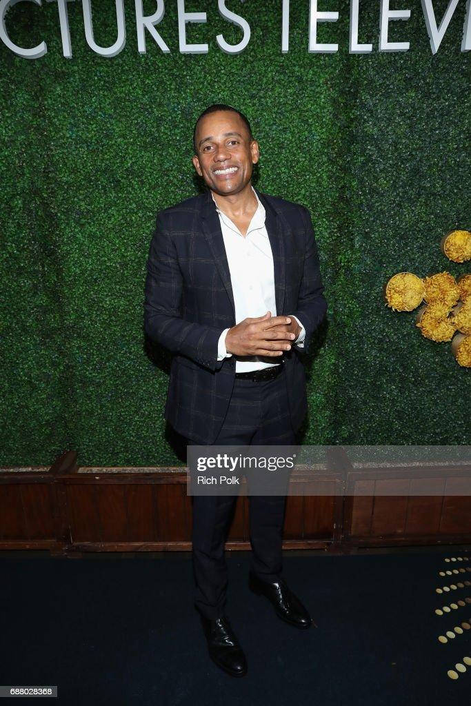 Actor Hill Harper attends the Sony Pictures Television LA Screenings Party at Catch LA on May 24, 2017 in Los Angeles, California.