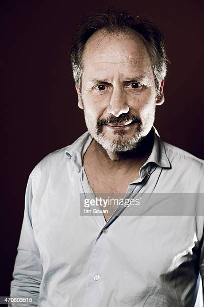 Actor Hippolyte Girardot is photographed for Self Assignment during the 64th edition of Berlin Film Festival on February 11 2014 in Berlin Germany