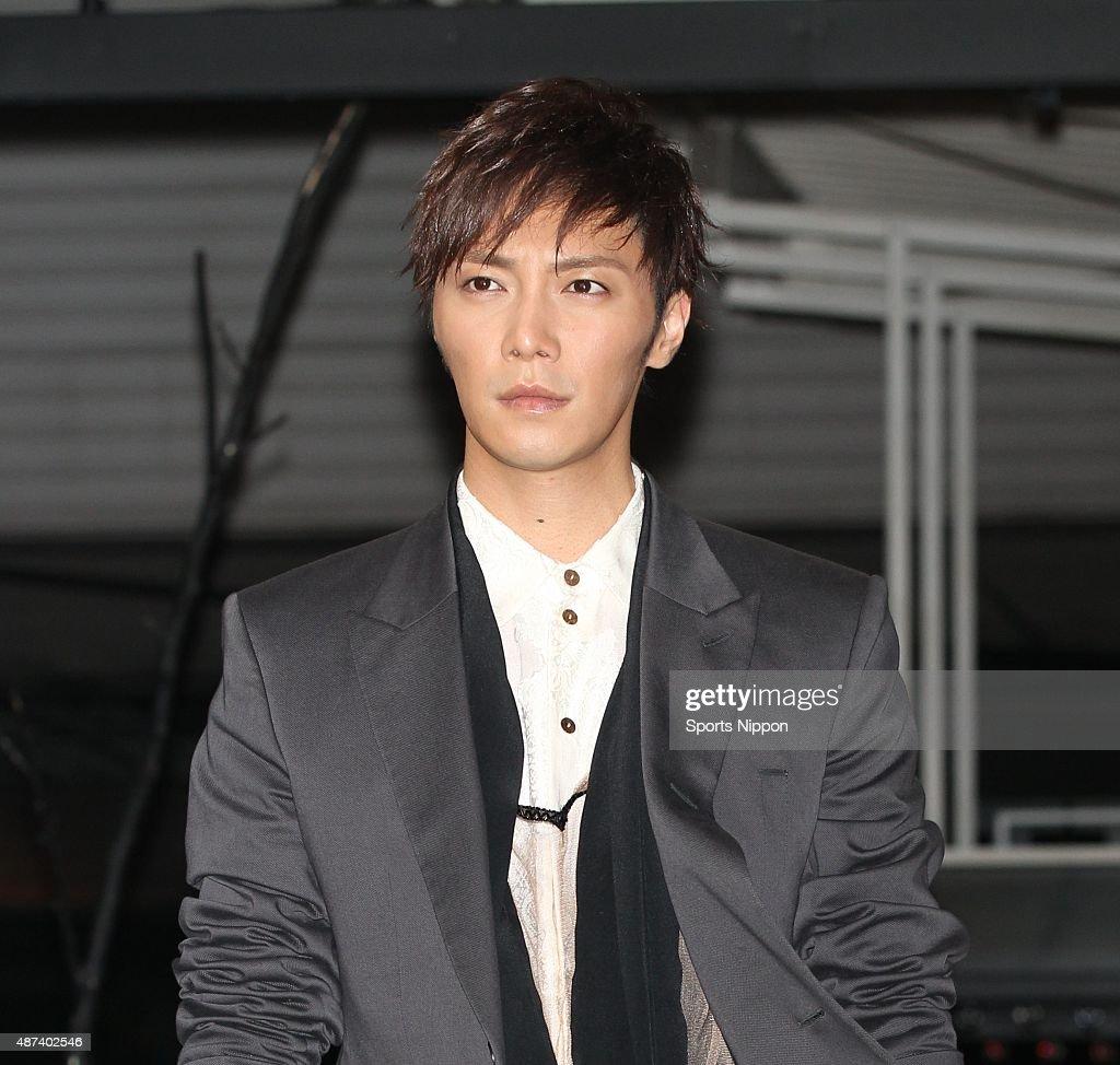 Hiroki Narimiya attends Press Conference In Tokyo : News Photo