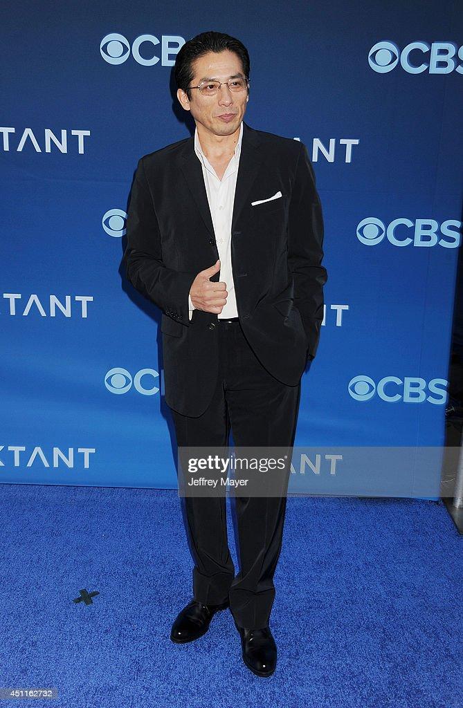 "Premiere Of CBS Films' ""Extant' - Arrivals : ニュース写真"