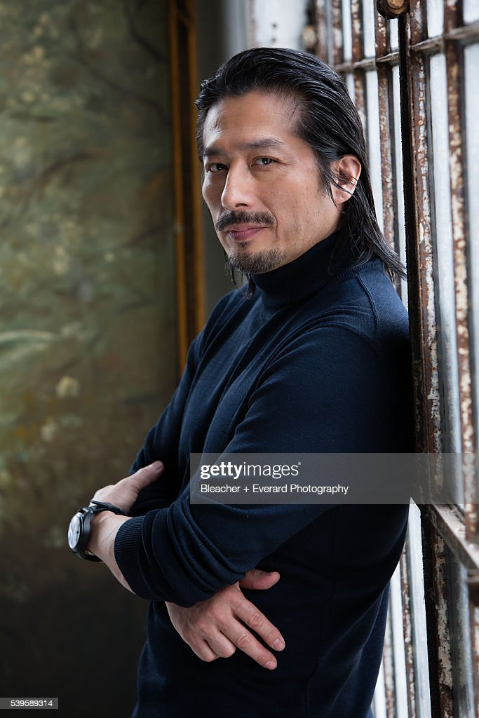 Hiroyuki Sanada, August Man, June 2015 : ニュース写真