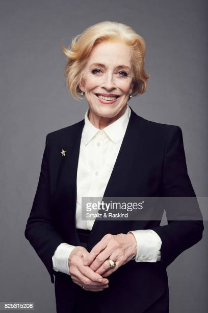 Actor Holland Taylor of Audience Network's 'Mr.Mercedes' poses for a portrait during the 2017 Summer Television Critics Association Press Tour at The...