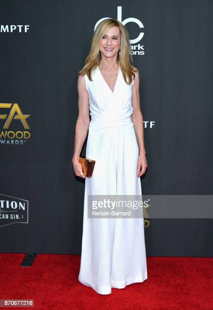 Actor Holly Hunter attends the 21st Annual Hollywood Film Awards at The Beverly Hilton Hotel on November 5 2017 in Beverly Hills California