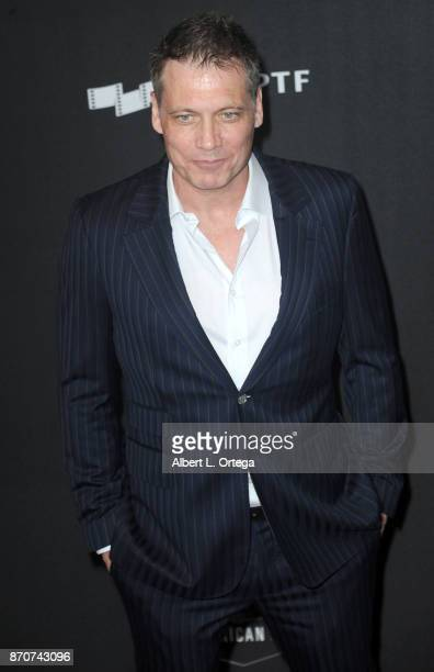 Actor Holt McCallany arrives for the 21st Annual Hollywood Film Awards held at The Beverly Hilton Hotel on November 5 2017 in Beverly Hills California