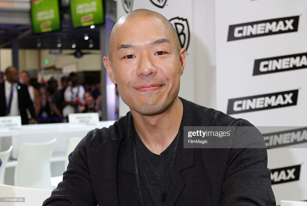 Actor Hoon Lee attends Cinemax's 'Banshee' cast autograph signing at San Diego Convention Center on July 19, 2013 in San Diego, California.