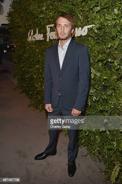 Actor Hopper Penn attends as Ferragamo Celebrates 100 Years in Hollywood at the newly unveiled Ferragamo boutique on September 9 2015 in Beverly...