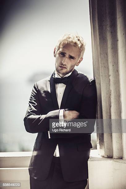 Actor Hopper Penn is photographed for Gala on May 15 2016 in Cannes France