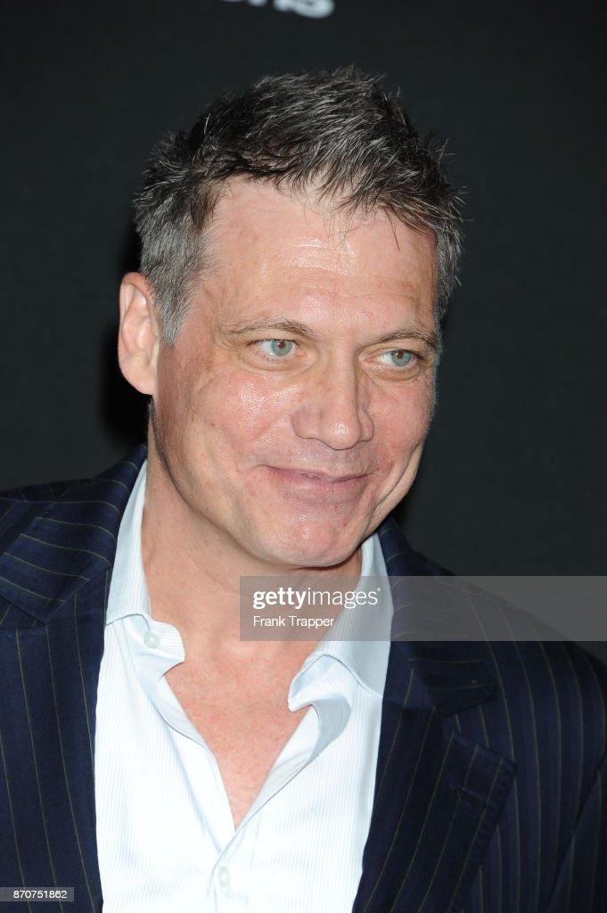 21st Annual Hollywood Film Awards  - Arrivals : News Photo