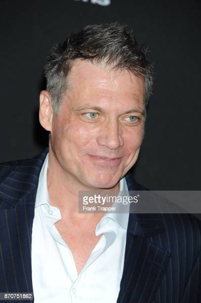 Actor Hot McCallany attends the 21st Annual Hollywood Film Awards held at The Beverly Hilton Hotel on November 5 2017 in Beverly Hills California