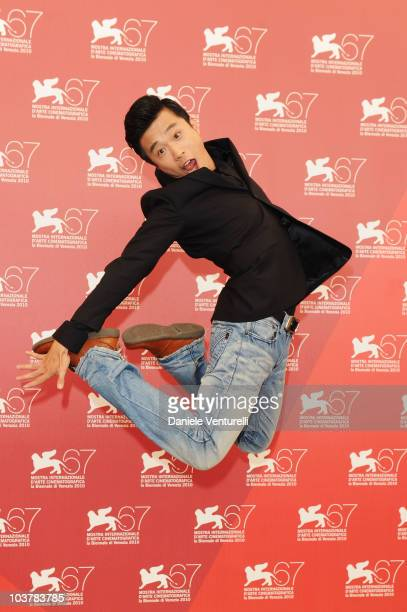 Actor Huang Lei attends the Showtime photocall at the Palazzo del Casino during the 67th International Venice Film Festival on September 22010 in...