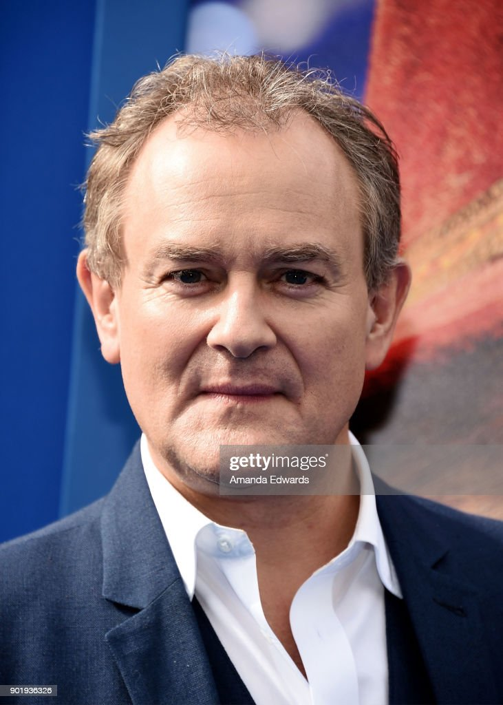 Actor Hugh Bonneville arrives at the premiere of Warner Bros. Pictures' 'Paddington 2' at the Regency Village Theatre on January 6, 2018 in Westwood, California.