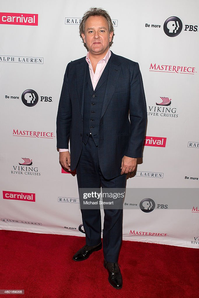 """Downton Abbey"" Season Five Cast Photo Call"