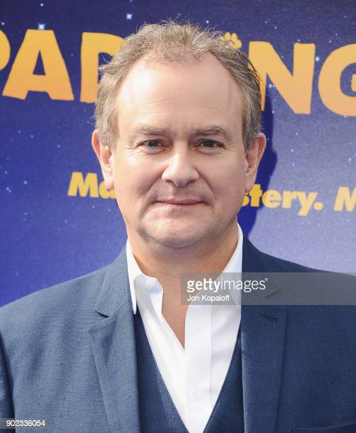 Actor Hugh Bonneville attends the Los Angeles Premiere 'Paddington 2' at Regency Village Theatre on January 6 2018 in Westwood California