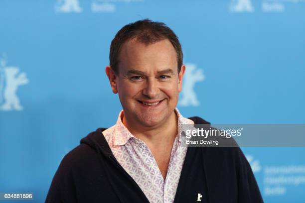 Actor Hugh Bonneville attends the 'Viceroy's House' photo call during the 67th Berlinale International Film Festival Berlin at Grand Hyatt Hotel on...