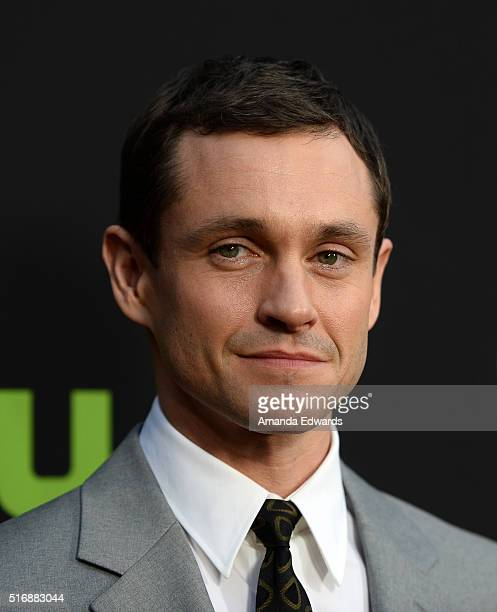 Actor Hugh Dancy arrives at the premiere of Hulu's 'The Path' at the ArcLight Hollywood on March 21 2016 in Hollywood California
