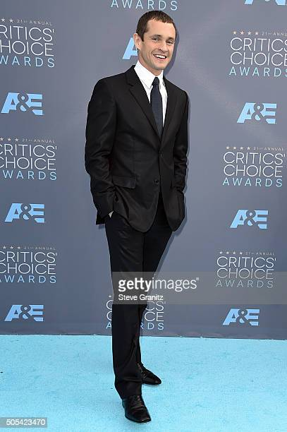 Actor Hugh Dancy attends the 21st Annual Critics' Choice Awards at Barker Hangar on January 17 2016 in Santa Monica California