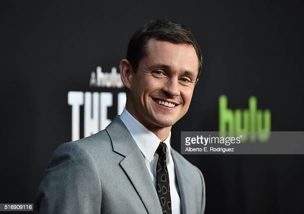 Actor Hugh Dancy attends the premiere of Hulu's 'The Path' at ArcLight Hollywood on March 21 2016 in Hollywood California