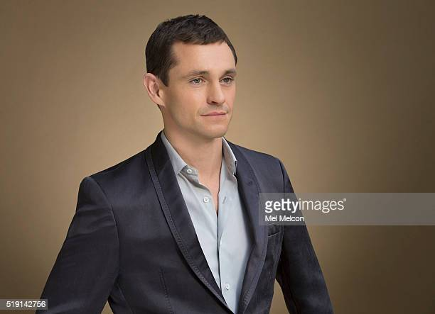 Actor Hugh Dancy is photographed for Los Angeles Times on March 21 2016 in Los Angeles California PUBLISHED IMAGE CREDIT MUST READ Mel Melcon/Los...
