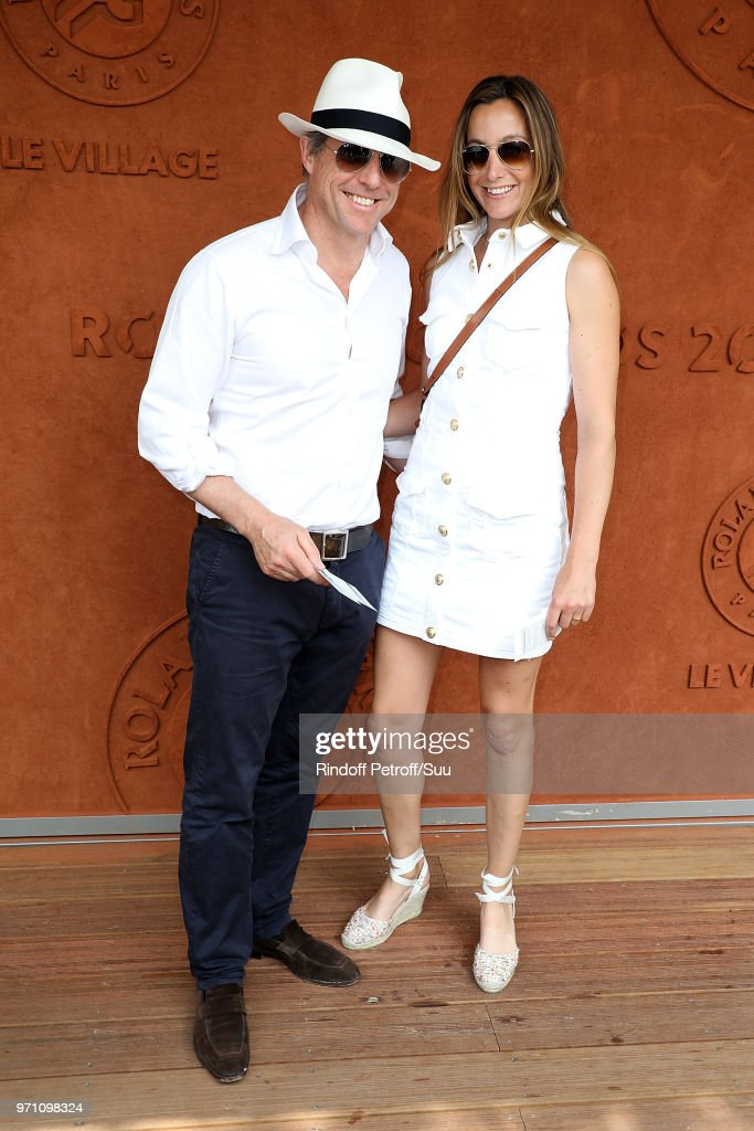 Celebrities At 2018 French Open - Day Fifteen