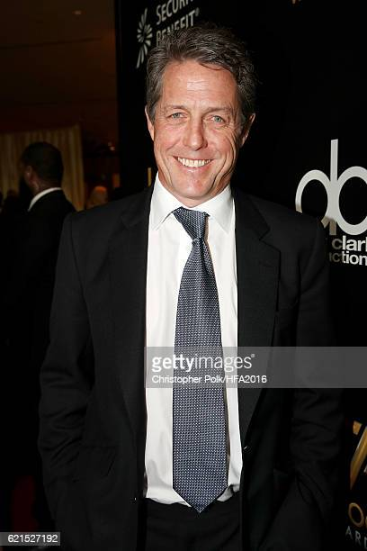 Actor Hugh Grant attends the 20th Annual Hollywood Film Awards at The Beverly Hilton Hotel on November 6 2016 in Beverly Hills California
