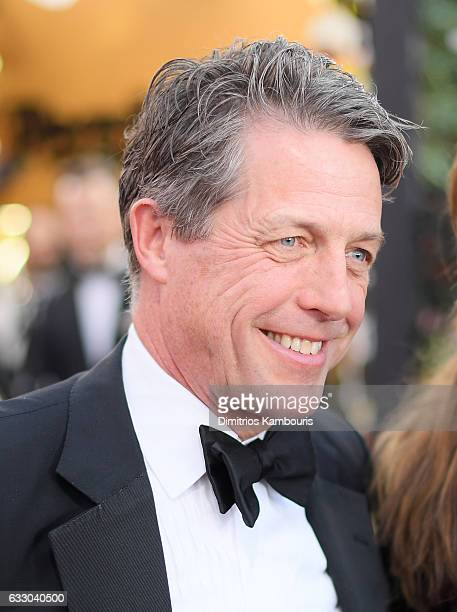 Actor Hugh Grant attends The 23rd Annual Screen Actors Guild Awards at The Shrine Auditorium on January 29 2017 in Los Angeles California 26592_009