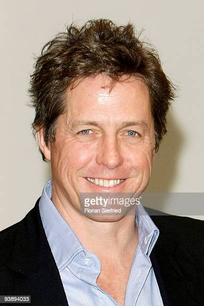 Actor Hugh Grant attends the photo call of 'Did You Hear About the Morgans?' at Hotel de Rome on December 4, 2009 in Berlin, Germany.
