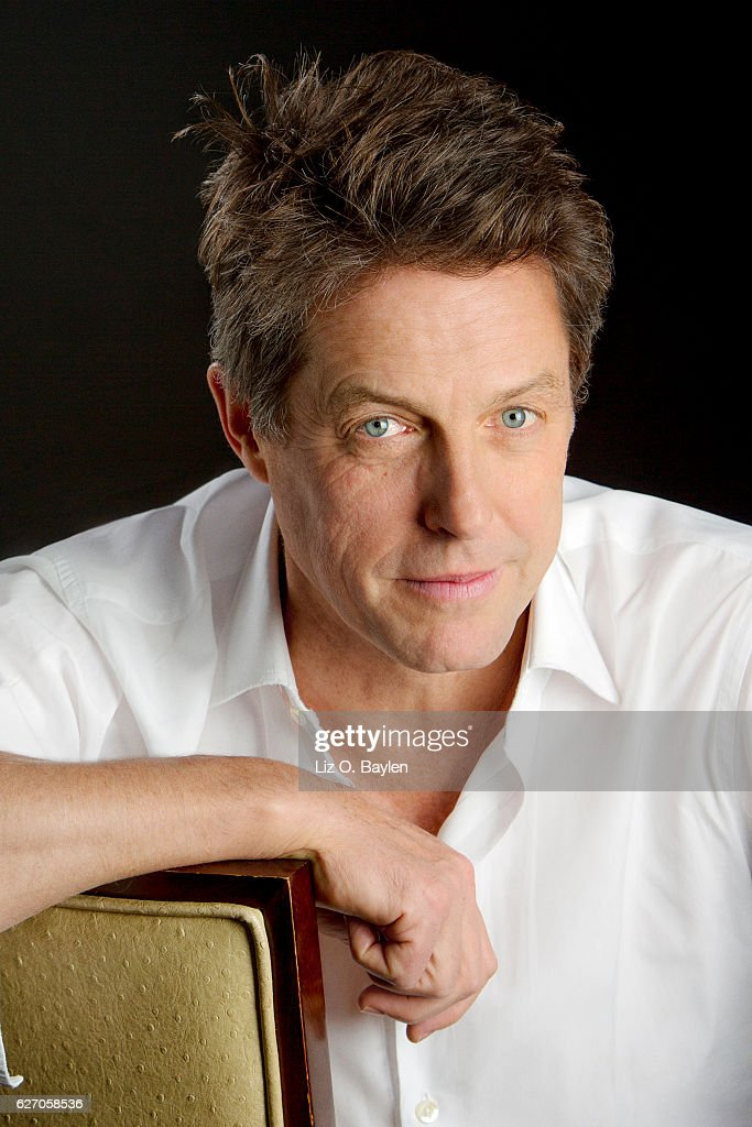 Hugh Grant, Los Angeles Times, November 27, 2016