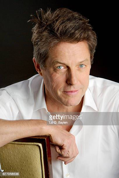 Actor Hugh Grant is photographed for Los Angeles Times on November 4 2016 in Los Angeles California PUBLISHED IMAGE CREDIT MUST READ Liz O Baylen/Los...