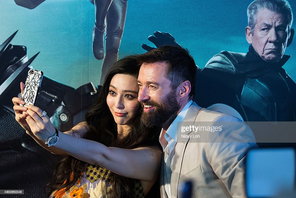 X-MEN: Days of Future Past Southeast Asia Premiere In Singapore : News Photo